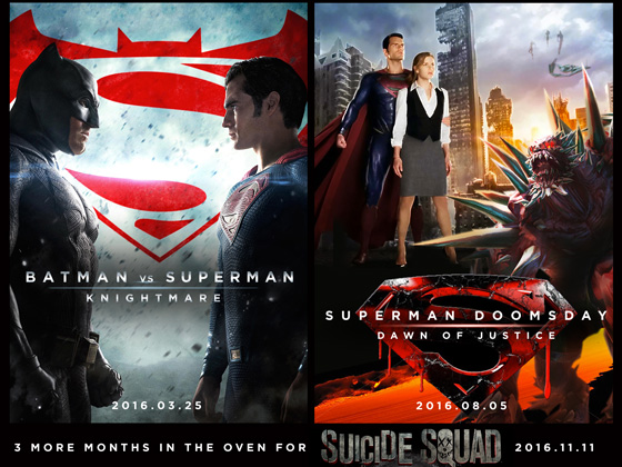 A Better DCEU 2016 from an Alternative Universe